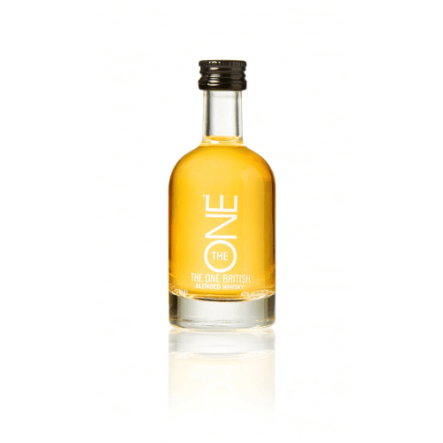 The One Lakes Distillery Blended Whisky Miniature - 50ml