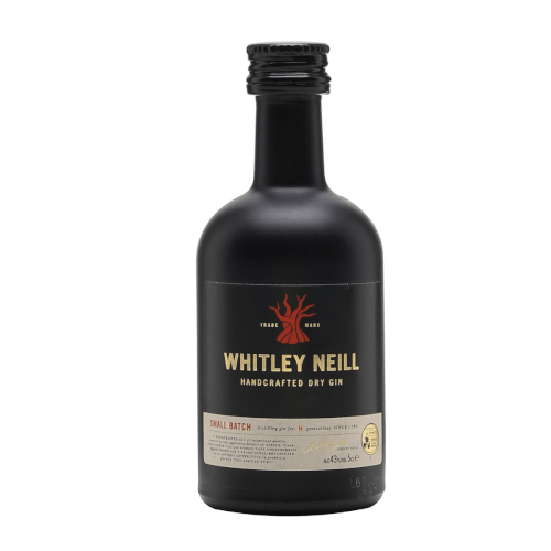 Whitley Neill London Dry Gin Miniature - 50ml