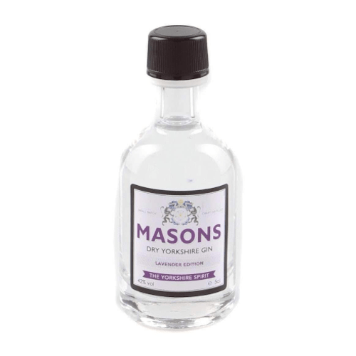 Masons Dry Yorkshire Gin Miniature (Lavender Edition) - 50ml