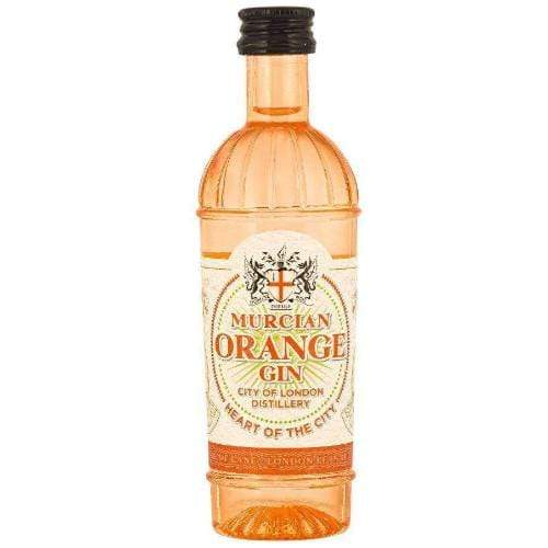 City of London Murcian Orange Gin - 50ml