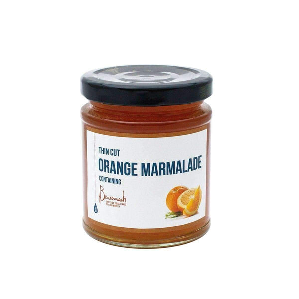 Just Miniatures:Benromach Whisky Orange Marmalade - 227g