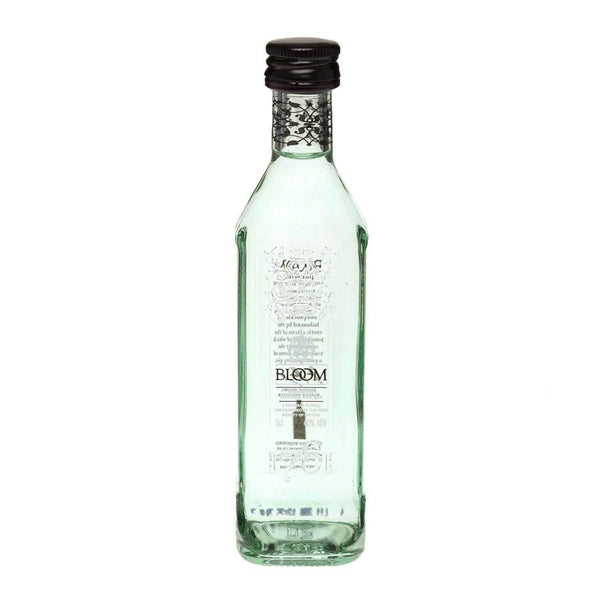 Just Miniatures:Bloom London Dry Gin Miniature - 5cl,Miniature Drinks