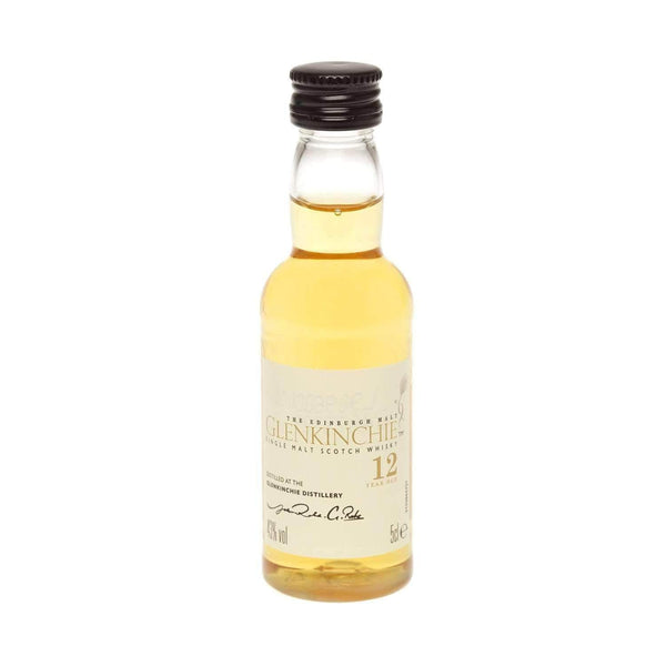 Just Miniatures:Glenkinchie 12 year Single Malt Scotch Whisky Miniature - 5cl,Miniature Drinks