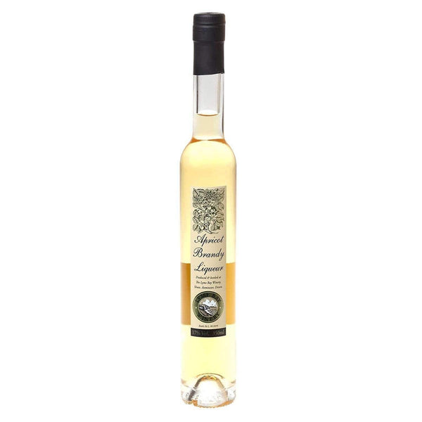 Just Miniatures:Lyme Bay Apricot Brandy - 35cl
