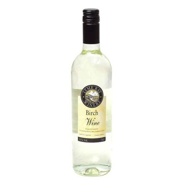 Just Miniatures:Lyme Bay Birch Wine - 75cl