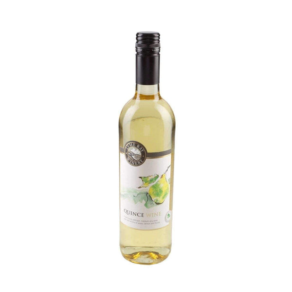 Just Miniatures:Lyme Bay Quince Wine - 75cl