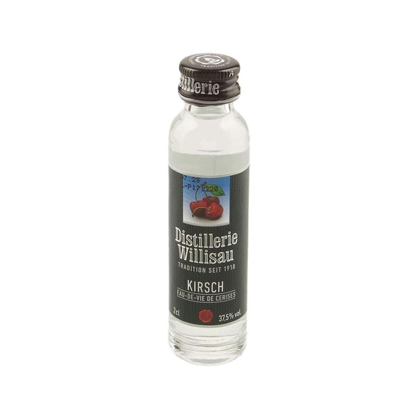 Just Miniatures:Willisau Kirsch Eau de Vie Miniature - 2cl,Miniature Drinks