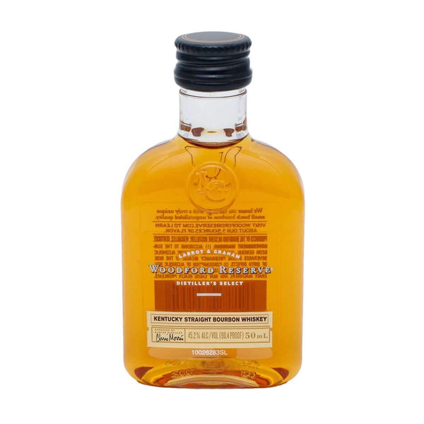 Just Miniatures:Woodford Reserve Distillers Select Bourbon Whiskey - 5cl,Miniature Drinks