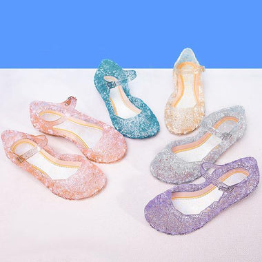Princess Girls Sandals Dance Party Cosplay Shoes for Kids Toddler(NOW 50%)