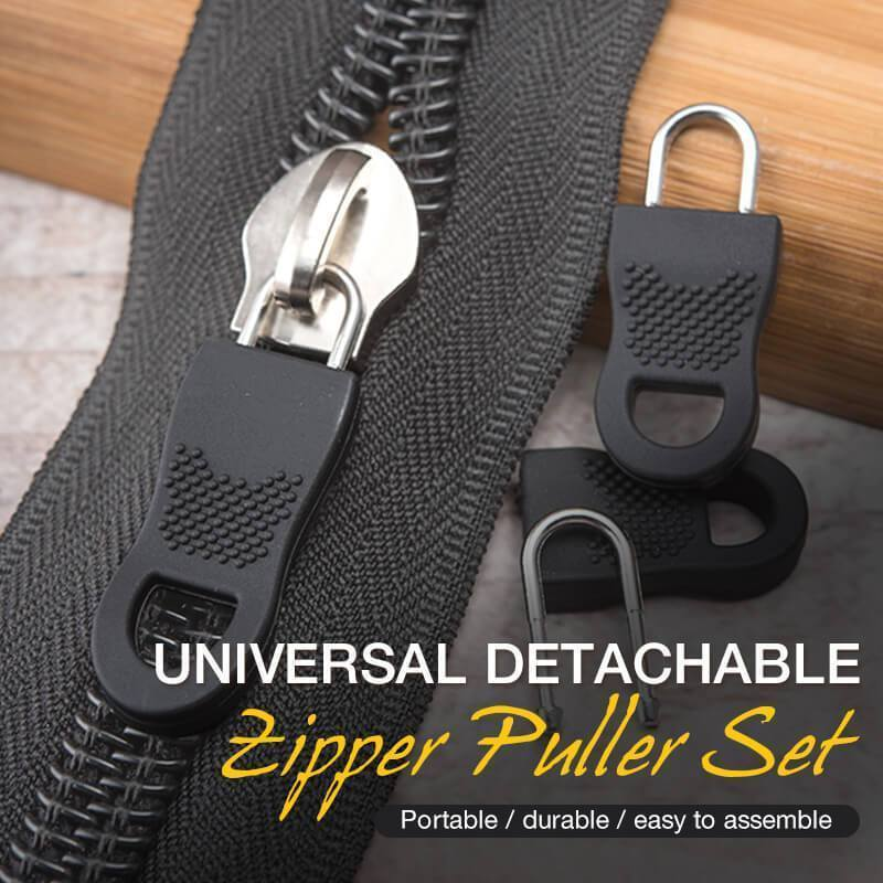 Universal Detachable Zipper Puller Set(Factory direct price)