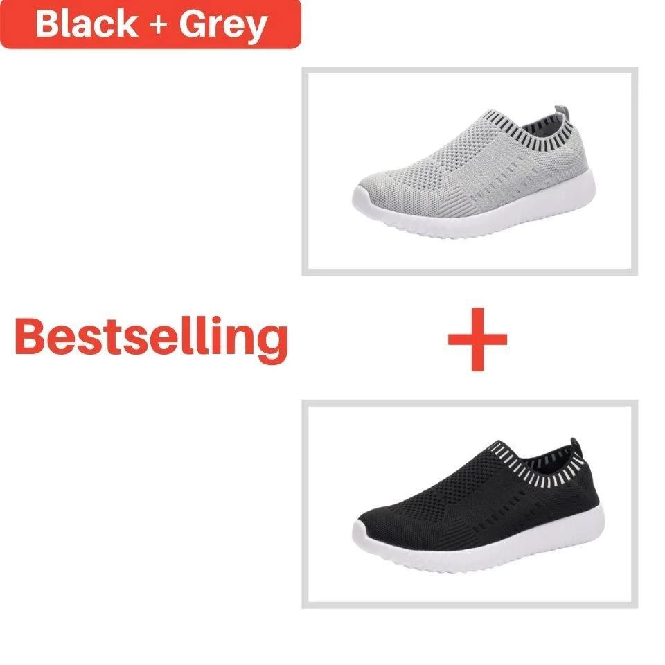 Renzono™️ Summer Breathable Mesh Casual Walking Sneakers - [BUY 2 FREE SHIPPING]