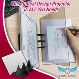 Trace 'n Draw Optical Dessert Projector