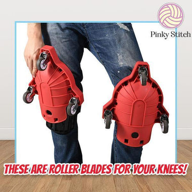 Easy Roller Work Knee Pads