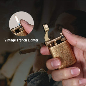 Vintage Trench Lighter