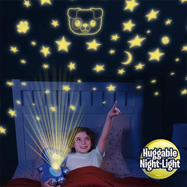 Cute Plush Toys Children Must-Have Night Light