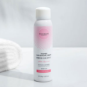 Natural And Painless Hair Removal Mousse Spray