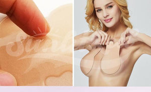 Reusable Lift Up Invisible Bra Tape - 2 Pairs