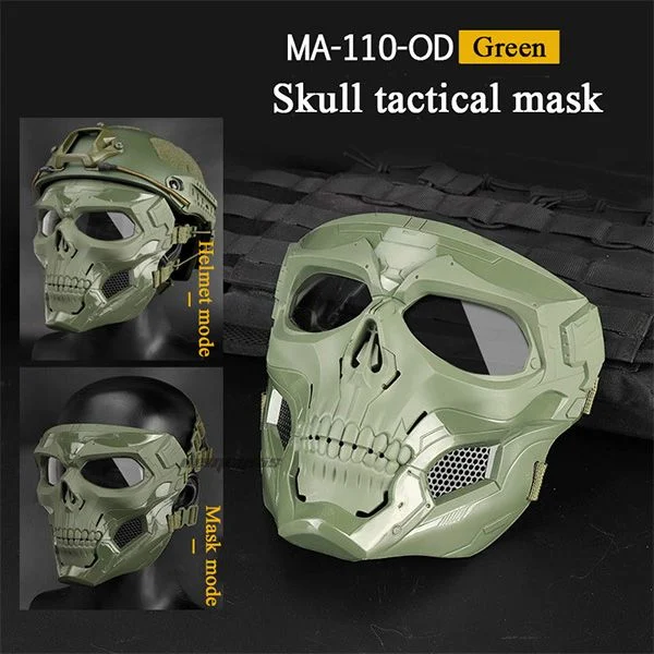 Halloween promotion - Tactical Skull Mask™ 【Buy 2 Free Shipping】