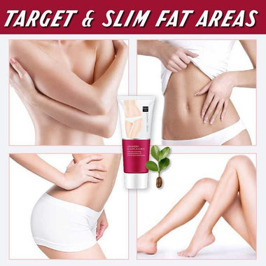 Anti Cellulite Cream Thermogenic Fat Burner Gel with Caffeine