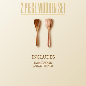 Wooden Utensils Set
