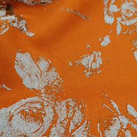 lino orange campo flower
