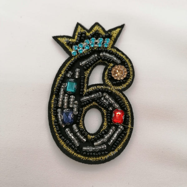 Patch six crown