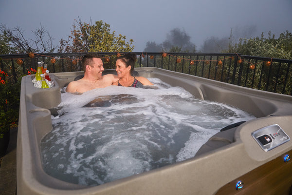 Hot Tub Sleep Benefits