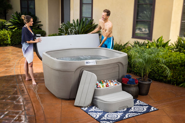 Confessions of a first time hot tub owner | PART I