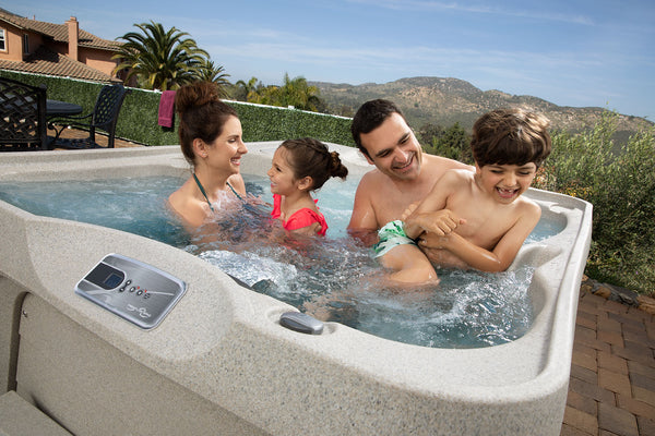 How to Keep Your Hot Tub Water Clean Without Tons of Chemicals