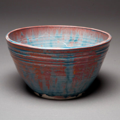 Copper Penny Bowl 08