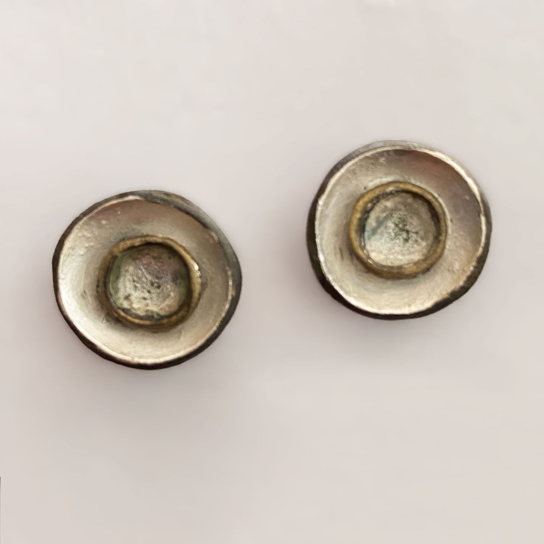 Nested Post Earrings