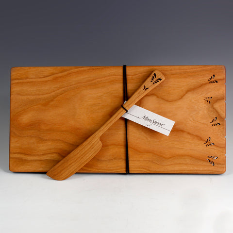 Cheese Board and Spreader Set - Original Design