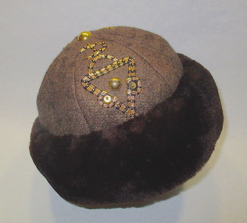 Berber Inspired Hat