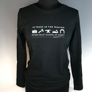 Long Sleeve Tee - Ladies
