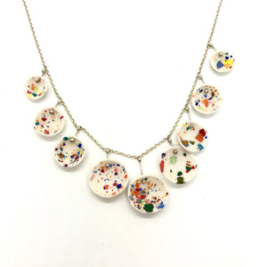Nine Dot Necklace