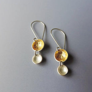 River Bottom Drop Earrings
