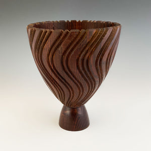 Indian Rosewood w/ Waves