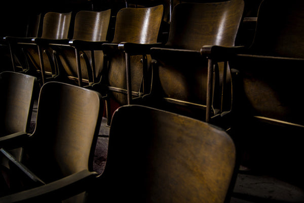 Connelley Trade School: Empty Seats 2