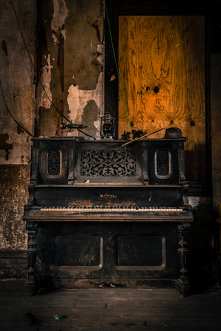 Husler Building: Mathushek Piano