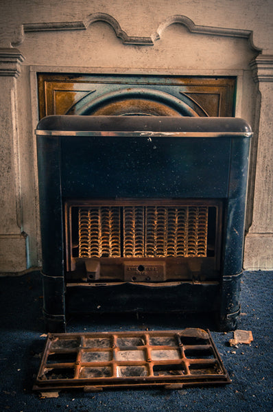 Old Stone Tavern: Heater