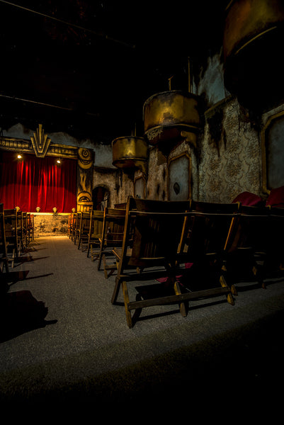 ScareHouse: Theatre
