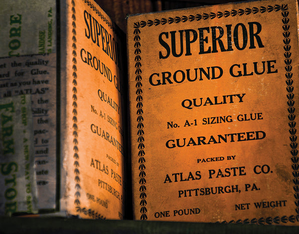 W.A. Young & Sons Foundry & Machine Shop: Superior Ground Glue