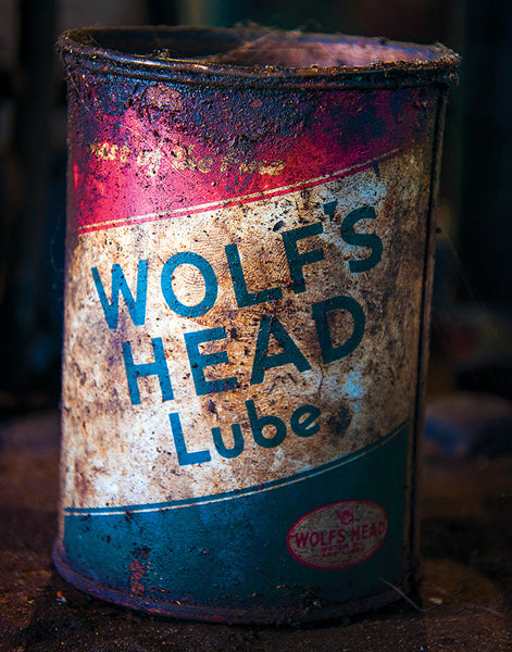 W.A. Young & Sons Foundry & Machine Shop: Wolf's Head Lube