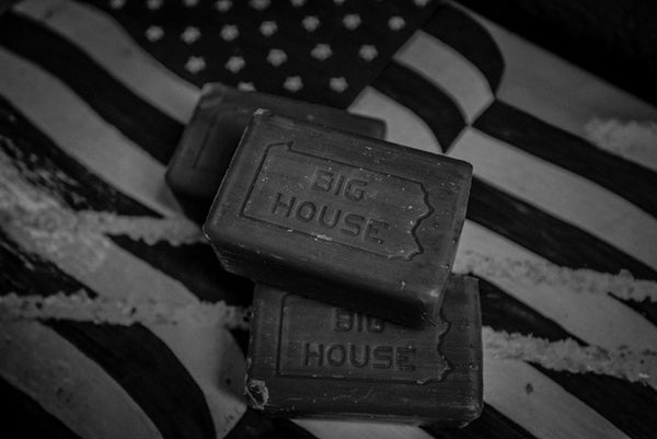 Western Pen: Big House Soap