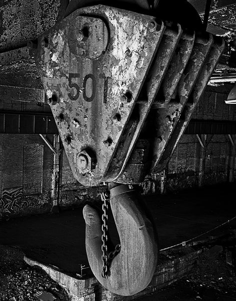 Carrie Furnace: 50T