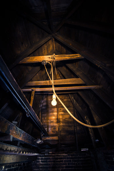 Engine House No. 16: Attic Light