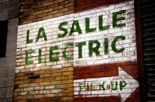 LaSalle Electric Supply Co.: Pickup