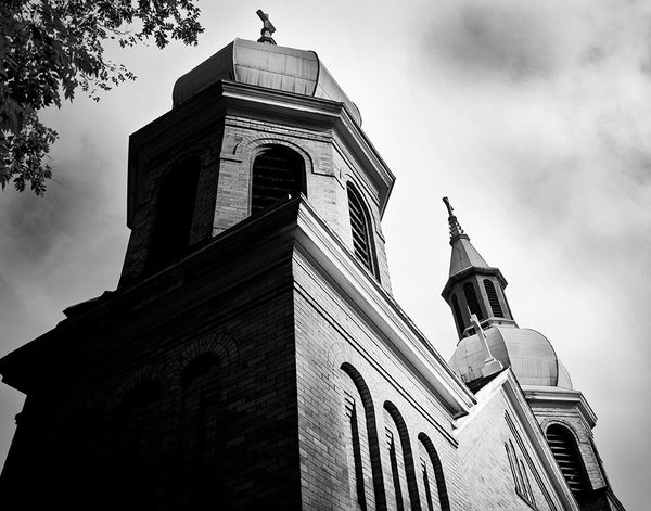 St. Nicholas Croatian Catholic Church: Steeples