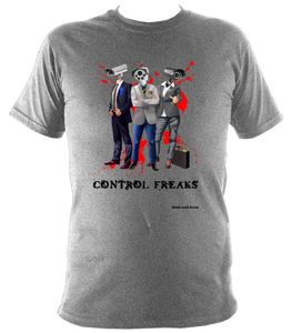 Control Freaks - Super Soft Heavy Tee