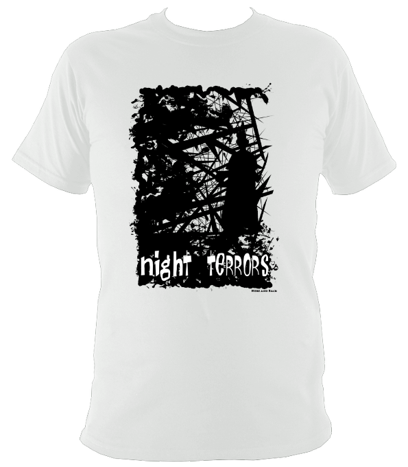 Night Terrors - Super Soft Heavy Tee